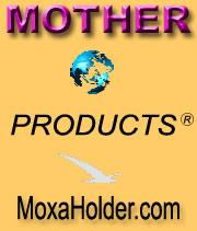 Moxa-Stick Spring Holder